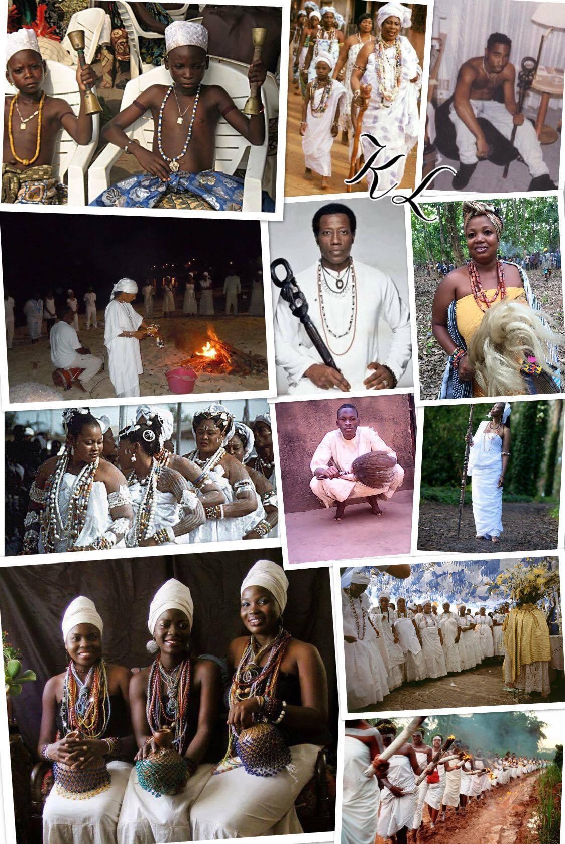 Spiritualité et Tradition africaine!