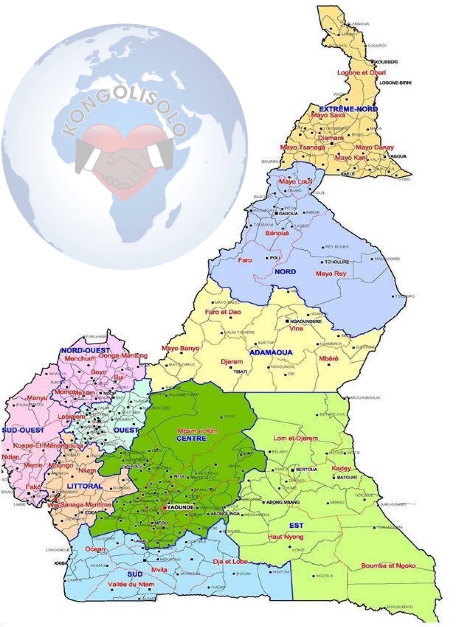 Le Cameroun face à son destin