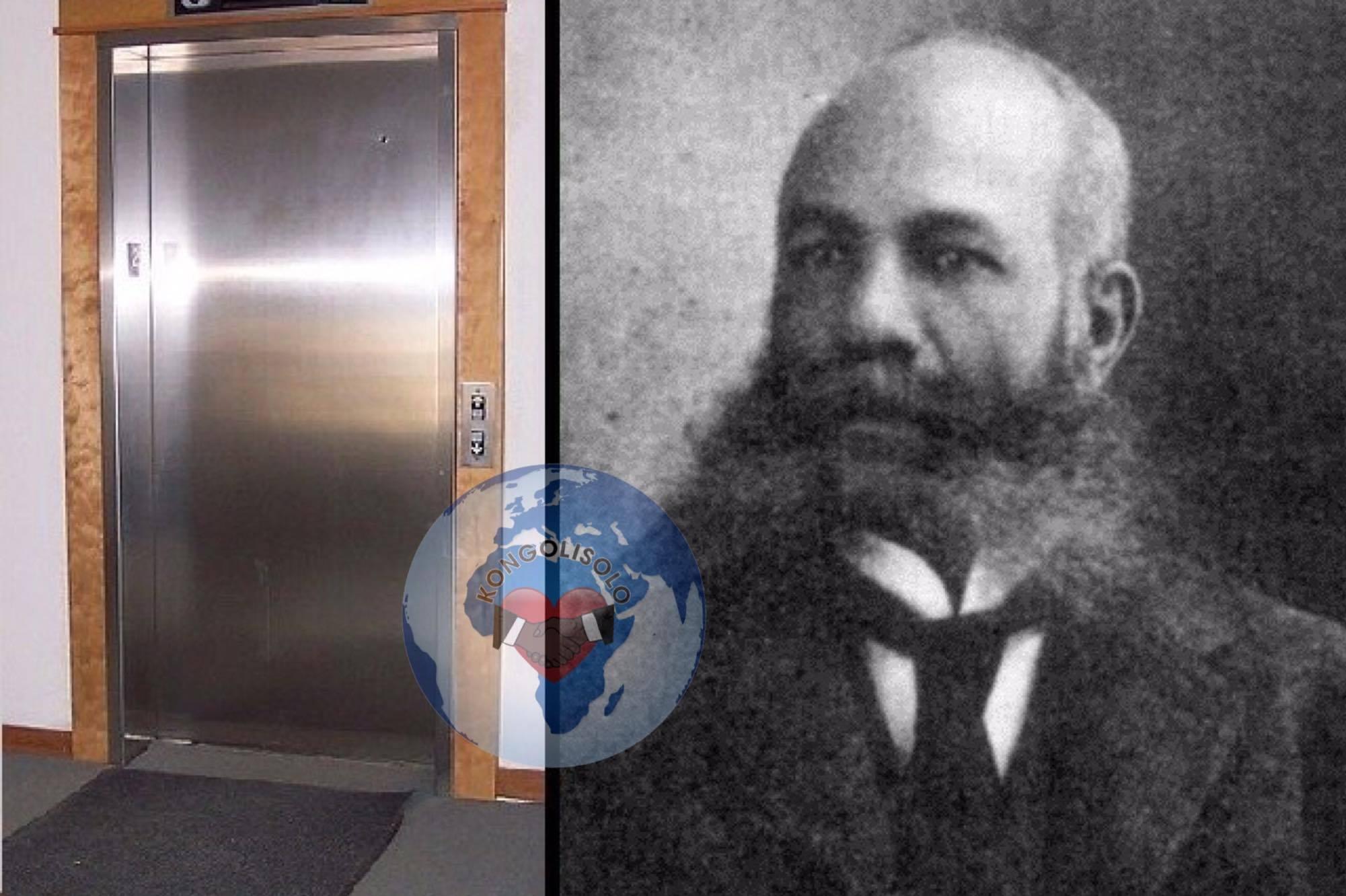 L'Ascenseur Moderne: inventé le 11 octobre 1887 par Alexander Miles Afro-américain