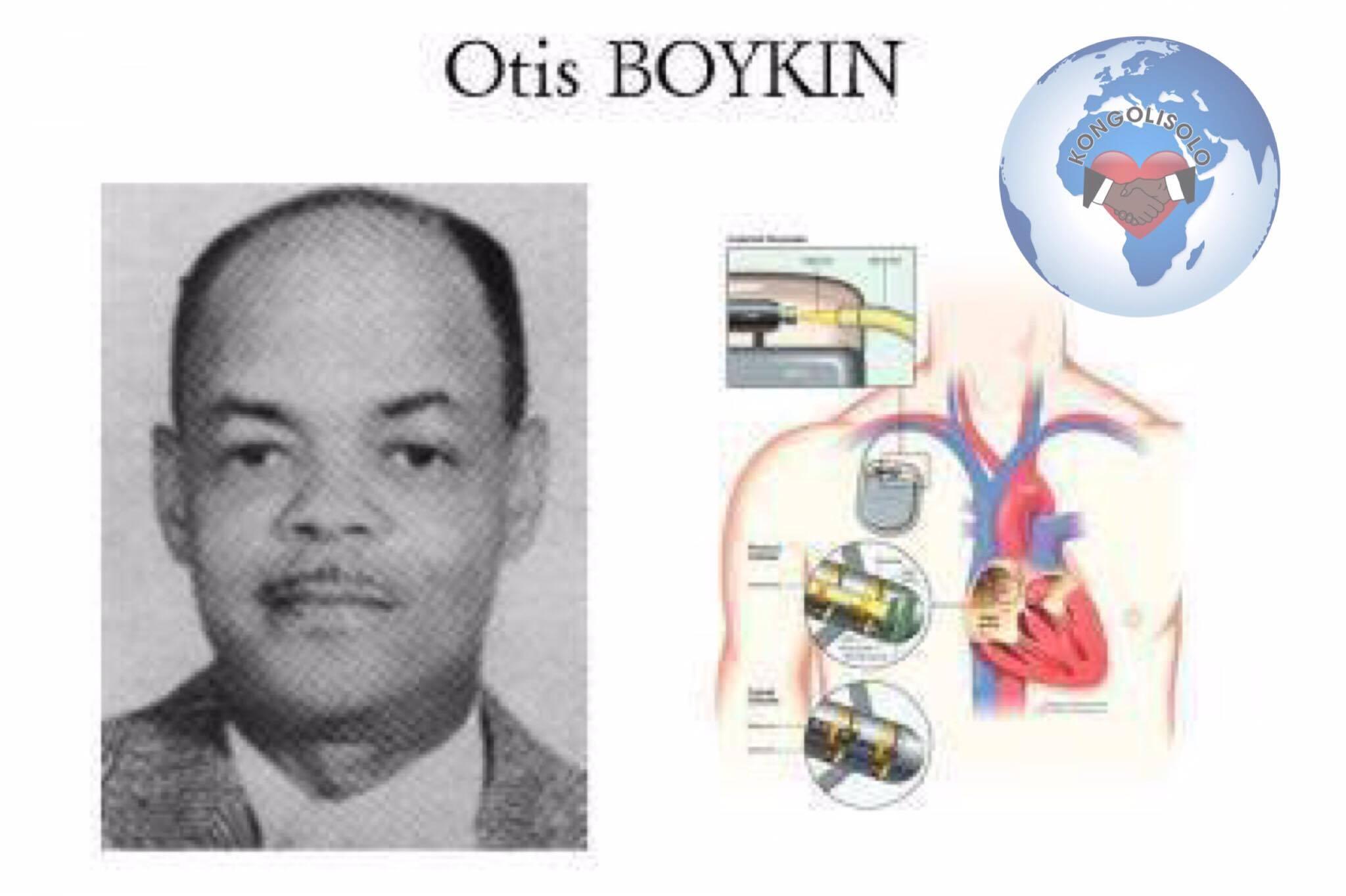 OTIS BOYKIN. 1920 - 1982