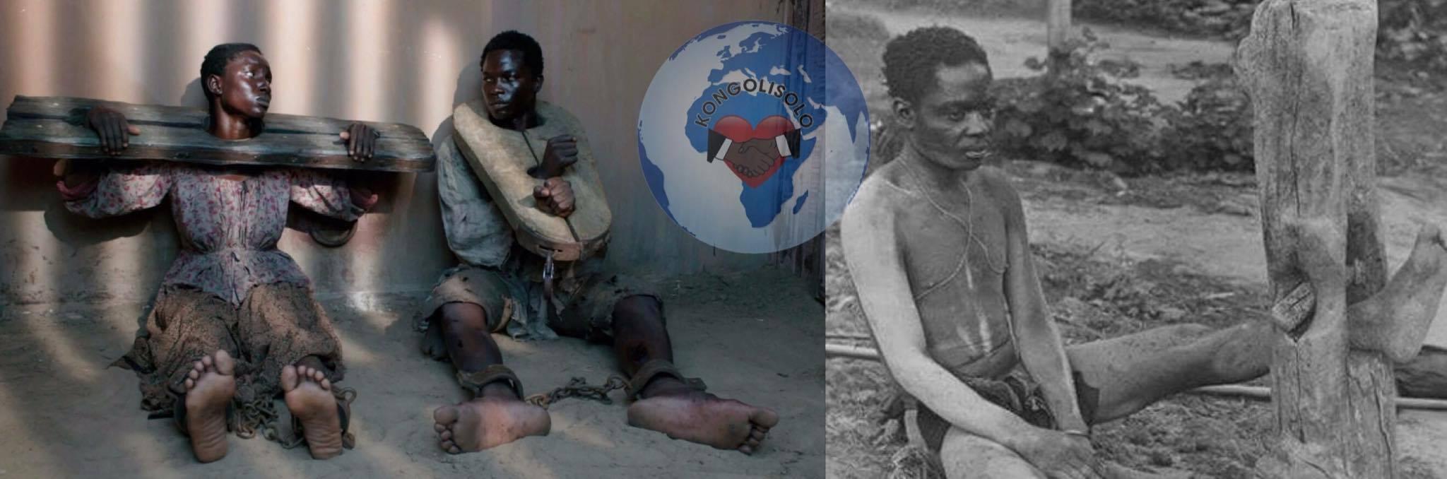 Voici nos parents qui ont souffert durant la traite négrière