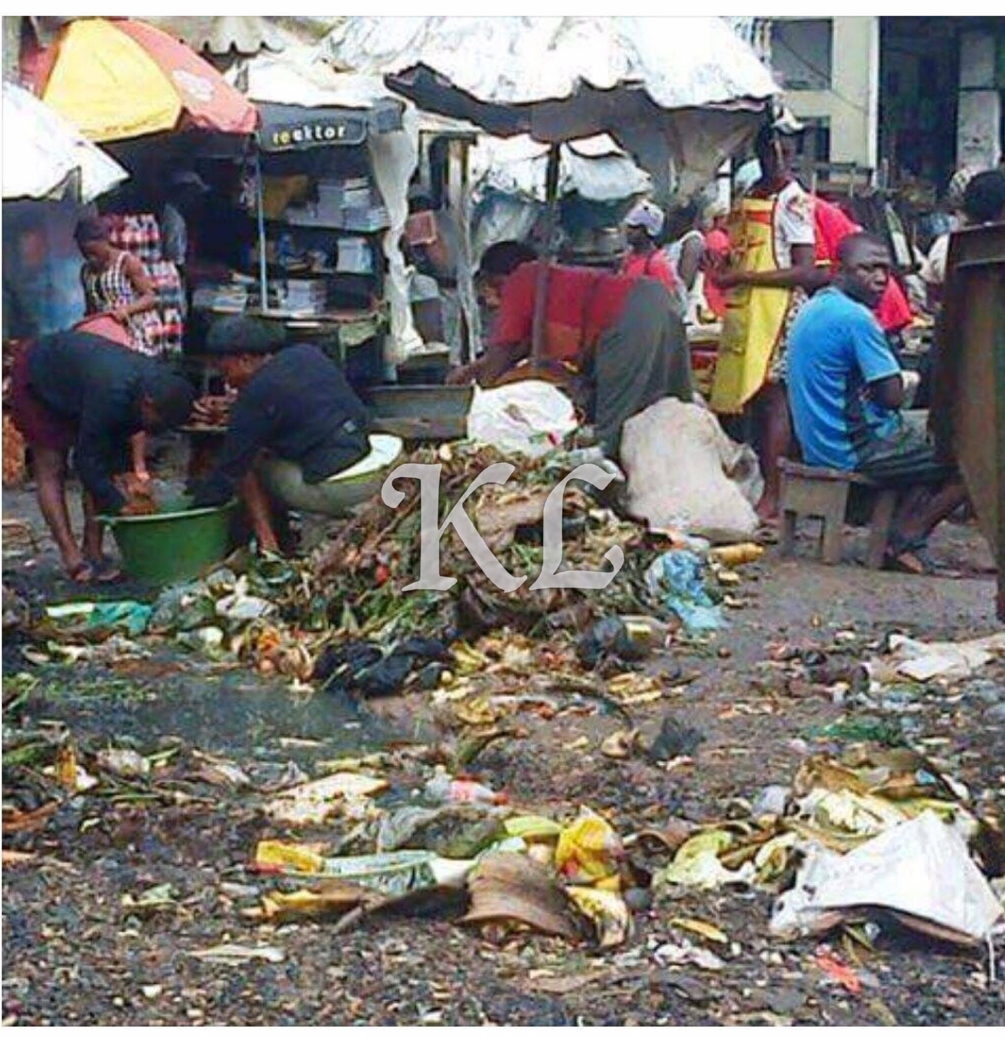 Yaoundé sous Paul Biya