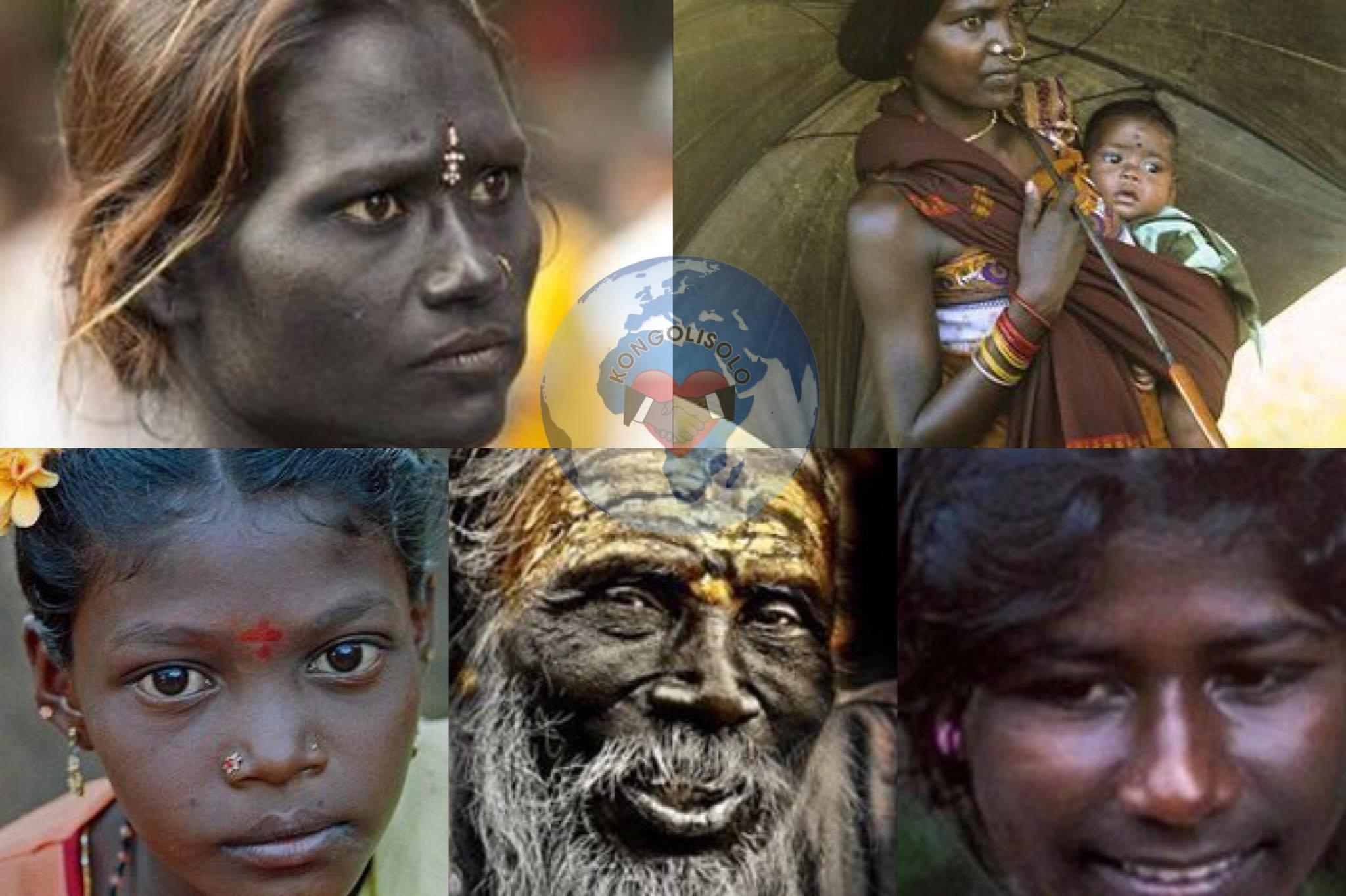 Les Noirs bleus d'Inde : Les dravidiens appartiennent à la