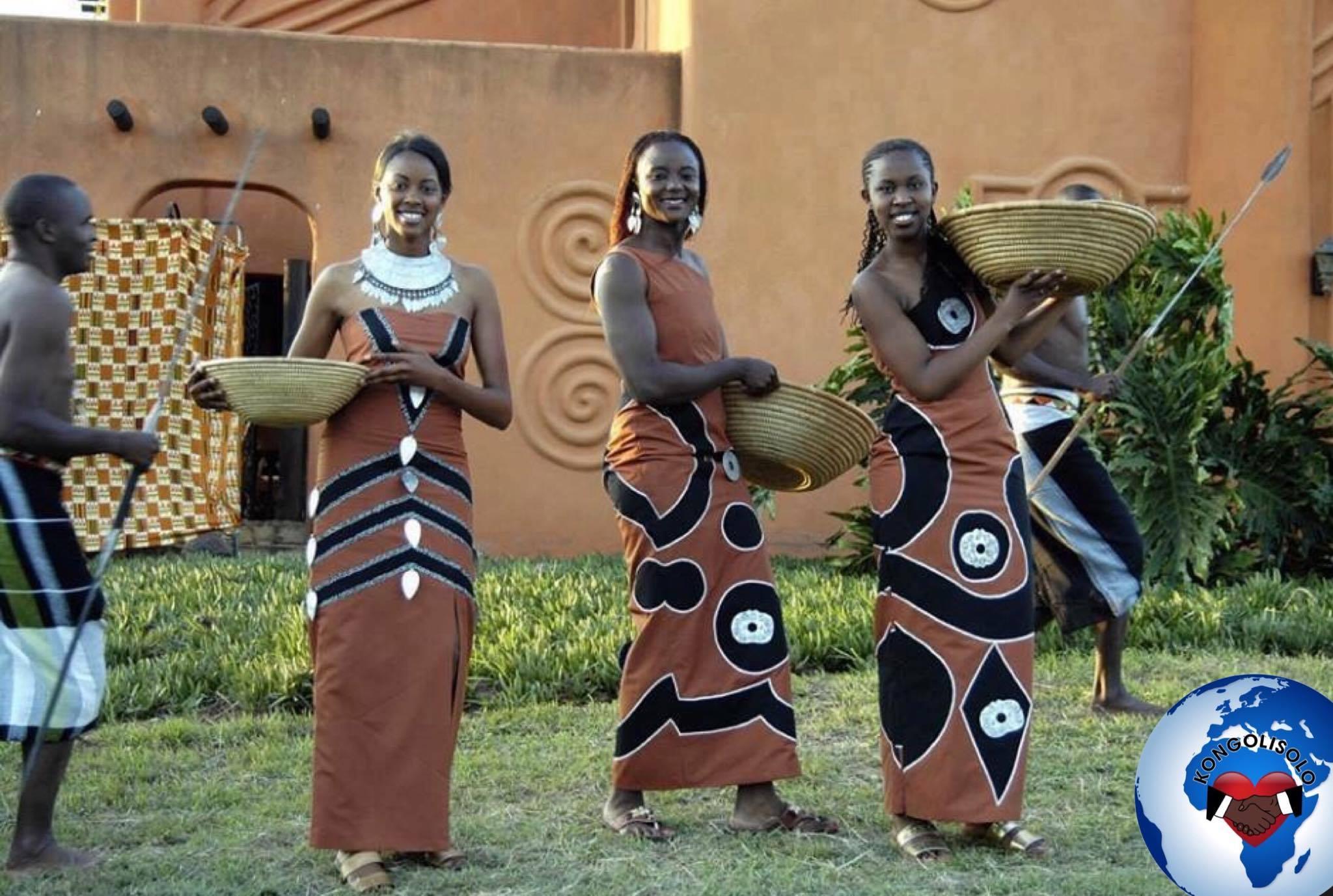 Chez les Africains authentiques, les femmes sont au premier rang