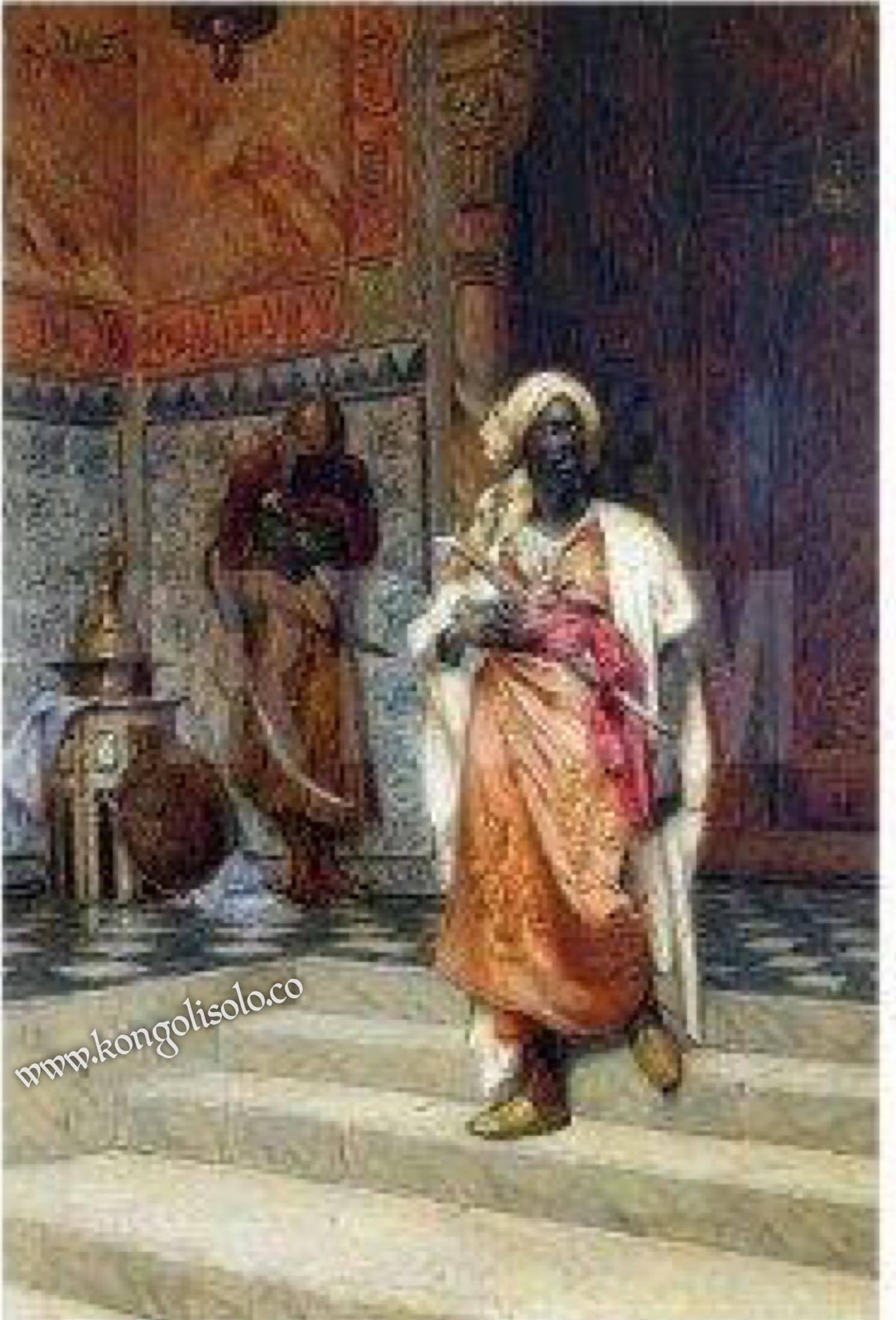 La domination des chevaliers noirs en Europe ancienne : Au début du VIIIème siècle, des chevaliers noirs venus d'Afrique ont envahi l'Espagne, le Portugal et la France sous la houlette de troupes arabo-musulmanes