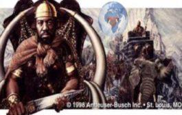 Hannibal et ses Éléphants : une autre preuve montrant que les almoravides et almohades étaient des dynasties négro-africaines est l'histoire D'Abdul Mumin un berbère noir (qui régnait pendant la dynastie des almohades), qui avait proposé un poste de secrétaire pour la ville de Grenade aux côtés de son fils à un arabe nommé Abu Gafar et ce dernier avait hésité car ce berbère noir lui paraissait inférieur intellectuellement du fait de la couleur de sa peau