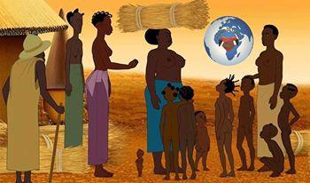 Les enfants de« Messie» n'ont absolument rien compris, dans la culture  Africaine