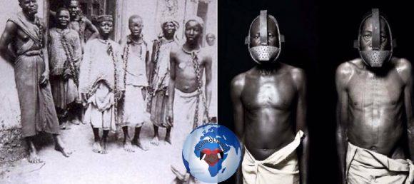 Les chaînes d'esclaves : une spécialité SUÉDOISE ... Aux XVIIe et XVIIIe siècles, la Suède s'est spécialisée dans la fabrication de chaînes de fer destinées à entraver les esclaves africains, tant pendant la traversée, que dans les colonies d'Amérique