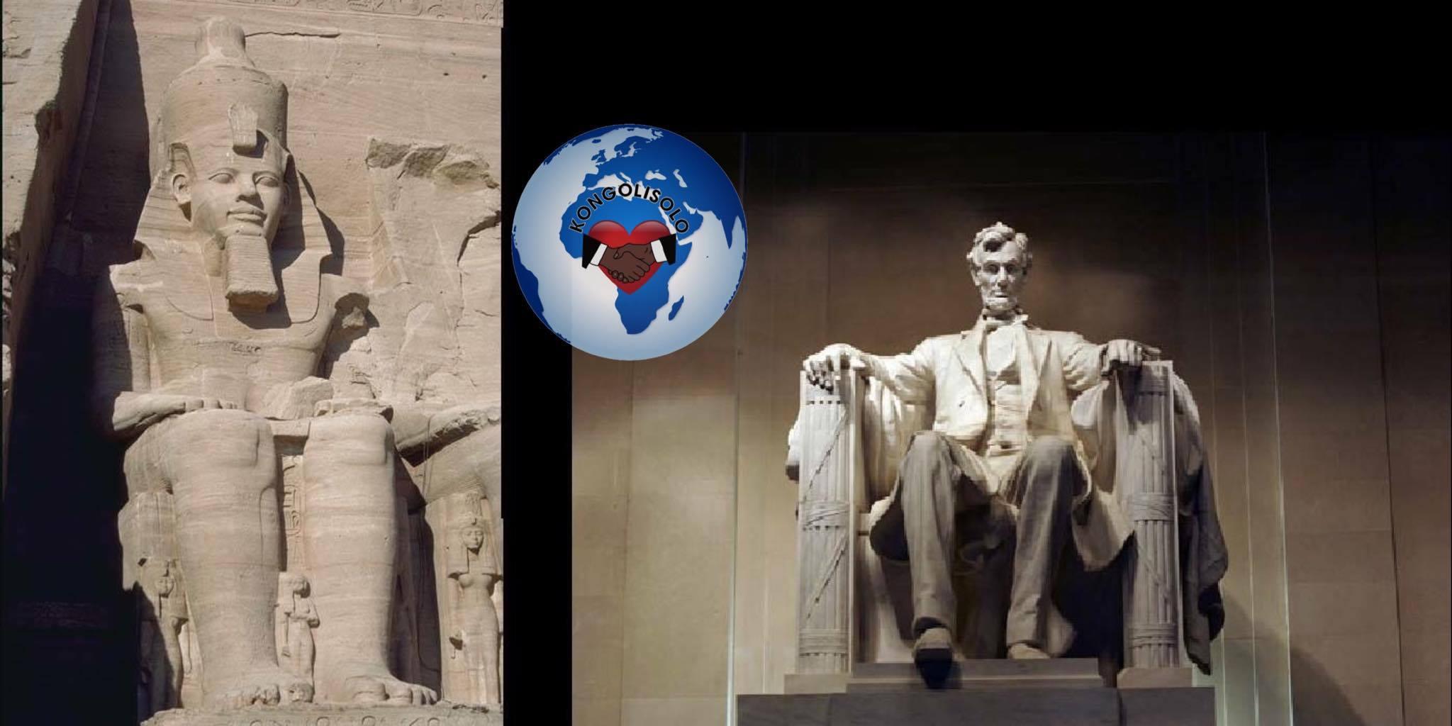 L'influence de l'Afrique antique : découvrez ça sur les symboles fédéraux Américains ... Selon l'auteur et l'historien Anthony Browder, le billet de dollars, le Monument de Washington et la Bibliothèque du Congrès sont tous ruisselant des symboles antiques africains