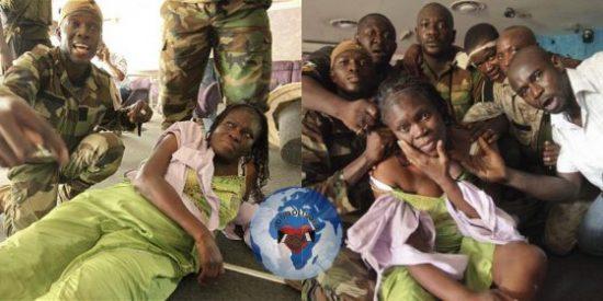 Débat : est-ce normal et logique de traiter une première dame de la sorte ? ... C'est dommage pour tous ces Africains qui pensent que la France est leur amie ... « Wait and see »