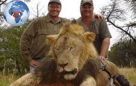 Jeu de chasse, est un grand business en Afrique du Sud ... (VIDÉO)