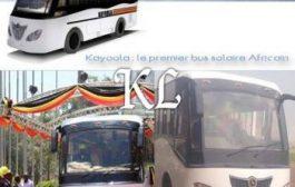 Ouganda : des ingénieurs, viennent de concevoir le premier autobus solaire du continent ... (VIDÉO)