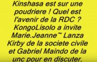 स्मृति का कर्तव्य: किंशासा एक पाउडर पर है! DRC का भविष्य क्या है? 26 / 11 / 2011 ... (ऑडियो)