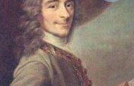 """Blan yo siperyè neg sa yo, menm jan nèg yo pou makak, epi kòm makak yo se witr yo; Voltaire (Nan """"Traite de Métaphysique"""" Yo site nan """"Le Choc du mois"""" n ° 25, p. 31)"""
