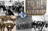 Le 16 Juin 1976, des milliers d'élèves étaient sortis dans les rues de Soweto pour protester contre la décision des Boers d'imposer leur langue l'Afrikaans comme langue d'enseignement dans les écoles.
