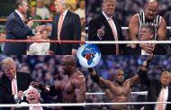 Le potentiel Président des États-Unis sur le ring de catch …. (VIDÉO)