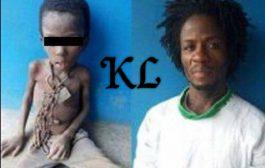 Un pasteur Nigerian séquestre son fils à cause d'un vol de viande