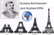 Le saviez-vous que le constructeur de la tour Eiffel et D'origine allemande