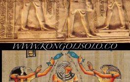L'origine du sacrement du baptême origine Africaine NON Européenne comme on vous les fait croire