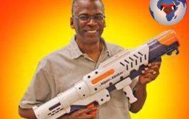 Lonnie G. Johnson: L'inventeur du fusil à eau