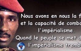Africains : nous avons en nous la force et la capacité de combattre l'impérialisme