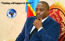 D'après le président de la RDC Kabila, les peuples congolais sont comme des enfants s'ils commencent à pleurer juste les donner des bonbons, ils vont se calmer ... (VIDÉO)