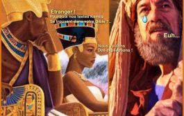 Si la Bible est la parole de Dieu, Alors Dieu est un sacré mythomane