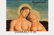 מה זה ? יכול להיות שמדובר בהומוסקסואליות במקרא ?? הומוסקסואלים רוצים לקחת כוח פוליטי - הם צברו שטח, הם נראים יותר ויותר