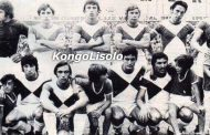 Diego Maradona (balle en main) en 1971 à l'époque ramasseur de balles pour le club argentinos junior ... (VIDÉO)