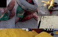 Nigeria: Un petit garçon, âgé d'environ 7 ans, a été battu à la pulpe et plus tard brûlé à mort dans l'État de Badagry Lagos pour avoir tenté de voler la farine ( garri)