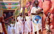 La Nubie doit être pour nous aussi importante que l'Egypte. Elle était presqu'aussi fastueuse que la nation civilisatrice, mais les falsificateurs n'en parlent pas parce que là, c'est infalsifiable