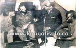Que votre corps répose en paix grand-prêtre Fidel Castro