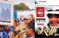 Koffi Olomide, c'est un démon, il est la réincarnation de Tippu Tip, un vaux rien de musicien, un Kabiliste ... Avant de commenter ou d'insulter regardez cette vidéo et vous comprendrez que votre Koffi mérite la pendaison et toute sa progéniture ... (VIDEO)