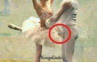 Personne ne sait comment bien danser avec une femme plus qu'un homme, qui veut la baiser ... Vrai ou Faux ?