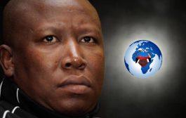 Julius Malema: Il est temps pour les Sud-Africains blancs de nous redonner notre terre ... (VIDÉO)
