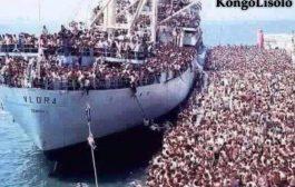 Un rappel aux Européens et aux Américains pour, qu'ils cessent de se moquer des Africains : votre soi-disant Jésus-Christ de Nazareth, le soi-disant sauveur du monde, était venu se réfugier en Afrique ... (VIDÉO)