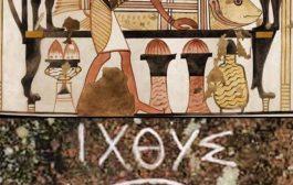 Du poisson INET au ICHTUS : au premier siècle, les signes d'une filiation africaine de la nouvelle religion chrétienne appariassent à plusieurs reprises ...C'est le cas de la symbolique du poisson en Egypte