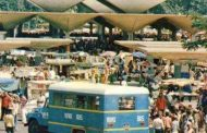 Congo-Kinshasa: history of the central market of Kinshasa in the 70 years; the Kinshasa / Gombe Central Market owes its existence to the royal decree of 1943