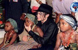 Février 1992, Michael Jackson sur la terre de ses ancêtres «Afrique»