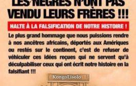 Devoir de mémoire : Nantes - la résistance noire a l'esclavage... (VIDÉO)