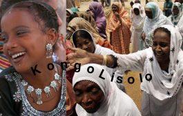 La beauté afro-pakistanaise