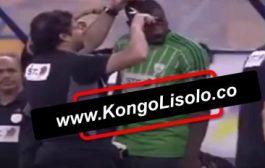 Un joueur de foot tondu en plein match pour une « Coiffure non-islamique » et le joueur est noir, toujours les noirs comme d'habitude « Victimes d'un système » ... (VIDÉO)