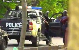 Congo-Kinshasa : Lubumbashi - Deux faux policiers Chinois arrêtés en train de conduire un véhicule portant la mention «police congolaise»