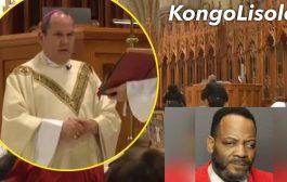 Un proxénète frappe un évêque avec un coup-de-poing pendant la messe pour ne pas payer sa prostituée ... (VIDÉO)