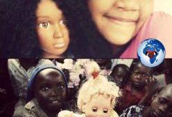 Ne permettez jamais à vos enfants de jouer avec ou d'avoir des poupées blanches ... (VIDÉO)
