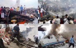 Devoir de mémoire : le 8 janvier 1996, le marché Somba Zigida a été détruit par un avion écrasé en plein Kinshasa, ça a fait plus de 300 Morts ... (VIDÉO)