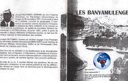 Peuple congolais, découvrez la vérité sur Banyamulenges: ... (VIDÉO)