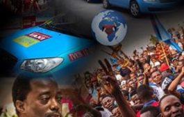 Congo-Kinshasa: les Lushois ont attaqué le cortège du président Kabila à Lubumbashi en raison de l'arrestation arbitraire de quatre «artistes peintres» au Kivu qui dénonçaient les violations et meurtres au Congo ... (VIDEO)