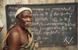 Les lois divines dans l'ordre des persécutés, de bruly bouabre : cette force de savoir les savoirs ancestraux d'Afrique et du monde le conduit à la conception d'un système d'écriture, un alphabet de 448 pictogrammes monosyllabiques qui sont aptes à reproduire tous les sons humains ... (VIDÉO)