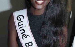 La beauté de la Guinée-Bissau : Sandra Marisa Araujo Monteiro Miss Monde Guinée-Bissau 2016